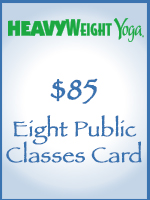 Eight Public Classes Card
