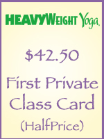 First Private Class Card