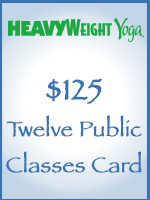 Twelve Public Classes Card
