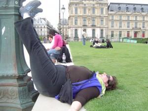 Paris Legs