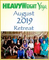 2019 HeavyWeight Yoga Women's Retreat