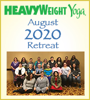 2020 HeavyWeight Yoga Women's Retreat